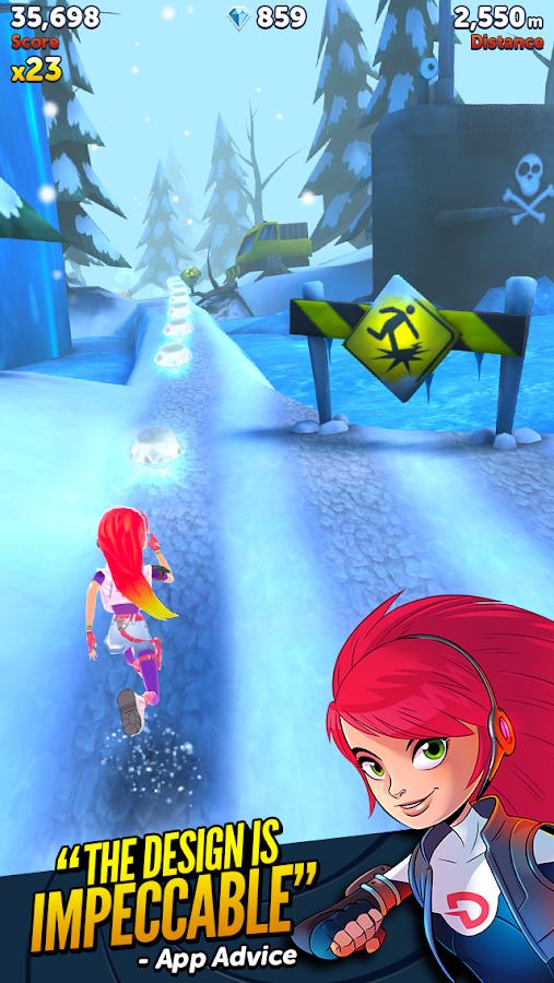 Agent Dash- screenshot