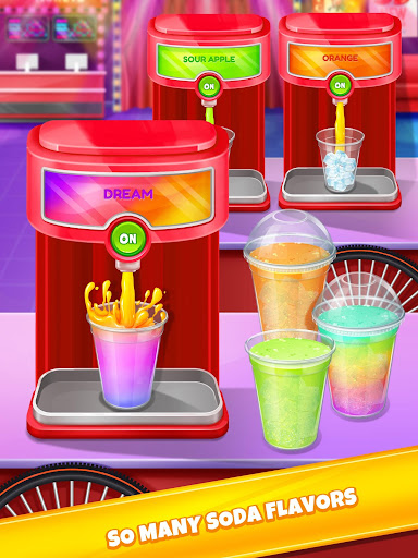 Crazy Movie Night Food Party - Make Popcorn & Soda 1.0 screenshots 2