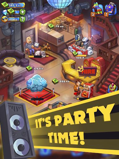 Party Clicker u2014 Idle Nightclub Game apkpoly screenshots 11
