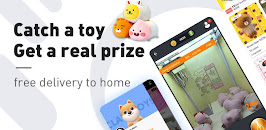 Download Clawee - A real claw machine APK latest version Game by