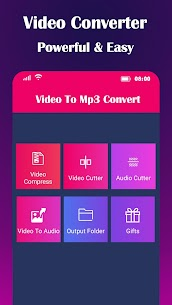 Video to MP3 Converter – Video Compress 1