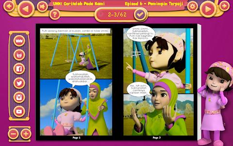 Pemimpin Terpuji UMMI Ep6 HD screenshot 12