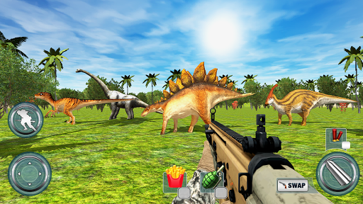 Dinosaur Hunter 2018 Free apkmr screenshots 2