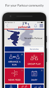 Parkour UK- screenshot thumbnail
