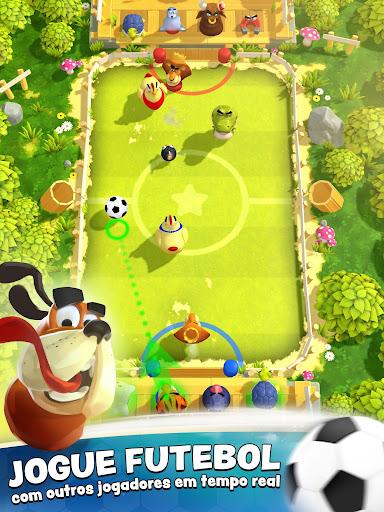 Futebol Rumble Stars screenshot 7