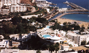 Photo: Puerto Rico, Canary Islands