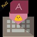TruKey Emoji + Prediction Full icon