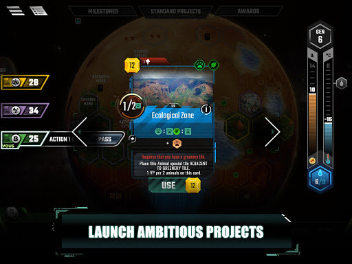 Terraforming Mars screenshot 10