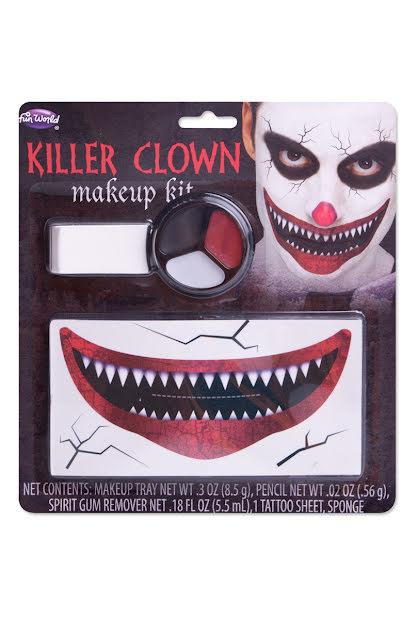 Sminkset, Killer Clown