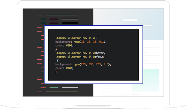 responsive design optimized code
