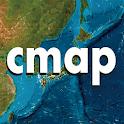 被害予測アプリcmap(シーマップ) icon