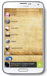 Mensagens da Biblia screenshot 2