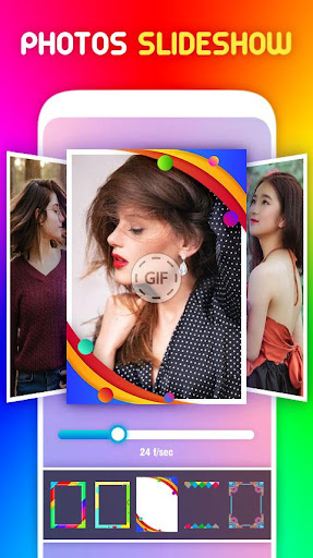 GIF Maker: capturas de pantalla de Video to GIF Editor 1
