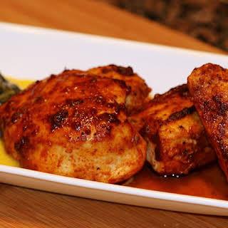 Keto Paprika Chicken.