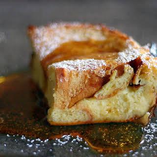 Boozy Baked French Toast.