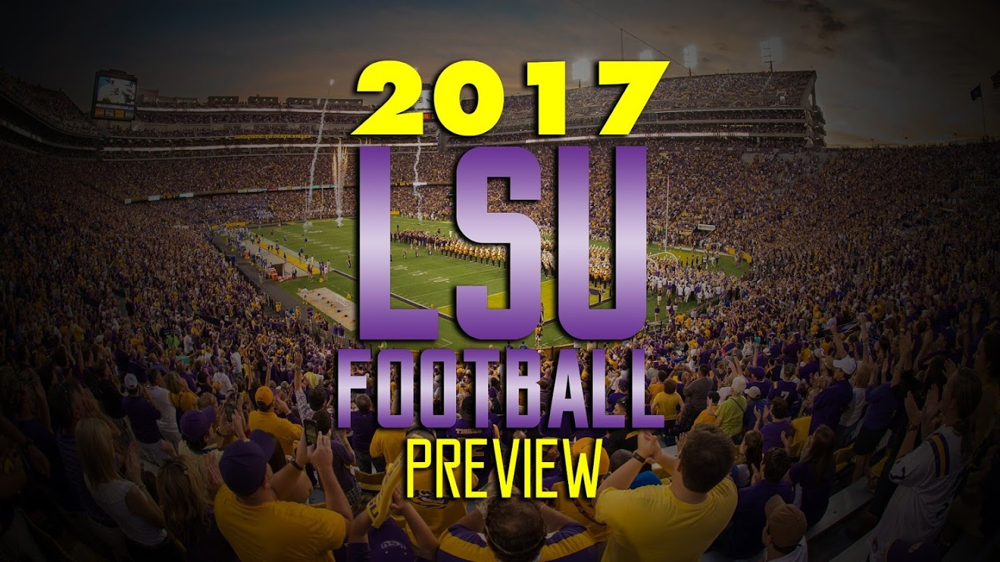 Watch 2017 LSU Football Preview live
