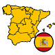 Spain Regions: Flags, Capitals and Maps APK