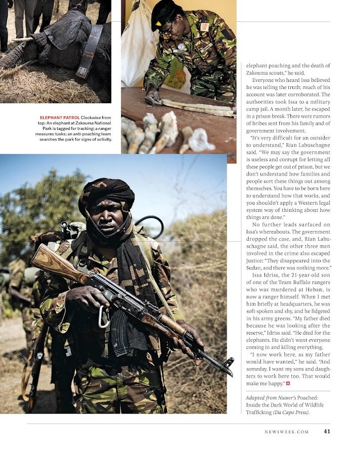 Newsweek- picha ya skrini