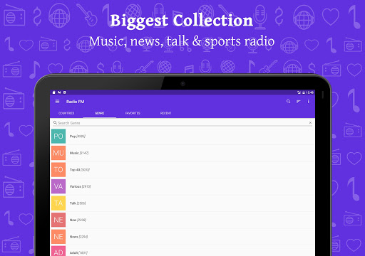 Radio FM 9.3.1 screenshots 10