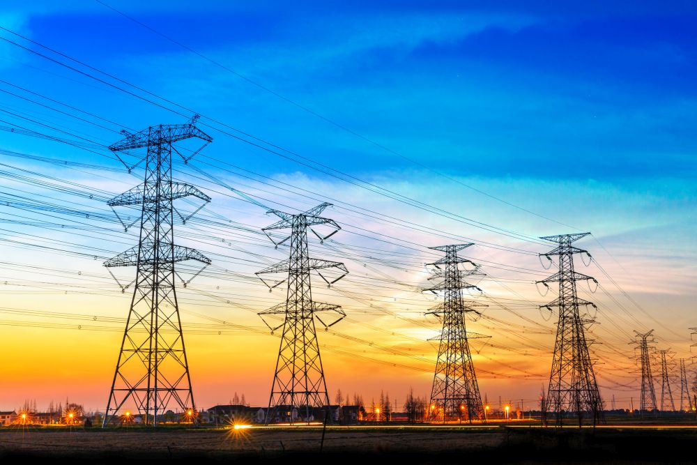 electricity supply threatened in