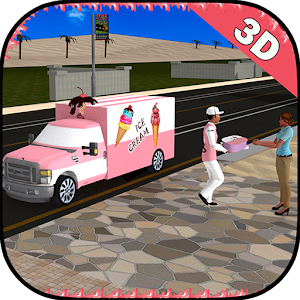 Ice Cream Truck Boy for PC and MAC