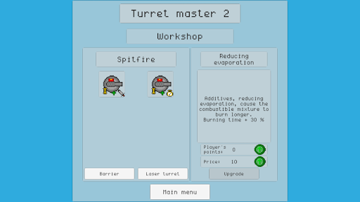 Screenshot for Turret Master 2 in United States Play Store