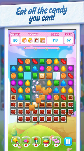 Sweet Candy Yummy ud83cudf6e Color Match Crush Puzzle 1.1.0 androidappsheaven.com 5