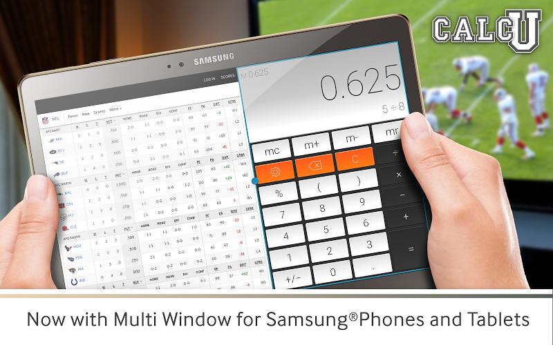 CALCU™ Stylish Calculator Free Screenshot 6