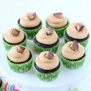 Reese'S Chocolate Peanut Butter Cupcake Recipe