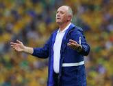 La légende Scolari à la rescousse d'un club mythique brésilien