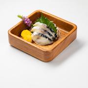 208. Mackerel Saba Sashimi
