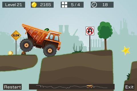 Big Truck --best mine truck express simulator game 3.51.8 screenshots 2