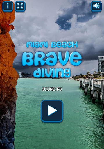 Miami Beach Brave Diving  captures d'u00e9cran 1