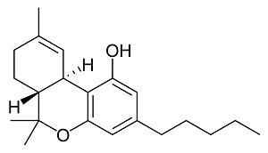 Δ9-Tetrahydrocannabinol-C5