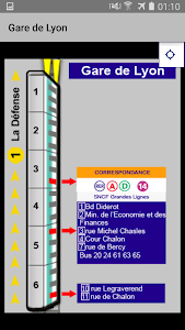 Paris ci la Sortie du Métro screenshot 2