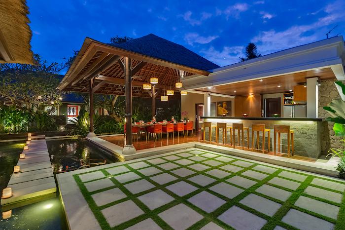A Stunning Villa in Seminyak