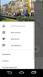 Taxi Perpignan - náhled