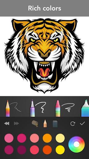 Animal Coloring Book 3.1.5 screenshots 6