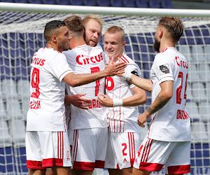 Standard Luik pakt de drie punten op Beerschot dat troosteloos laatste blijft
