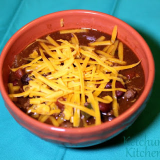 Absolute Best Crockpot Chili