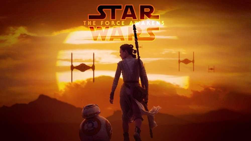 Star Wars: The Force Awakens 2015