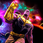 Super Monster Thanos Battle - City Fighting Game icon