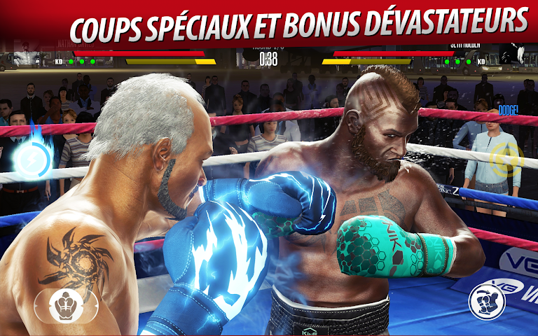 android Real Boxing 2 CREED Screenshot 11