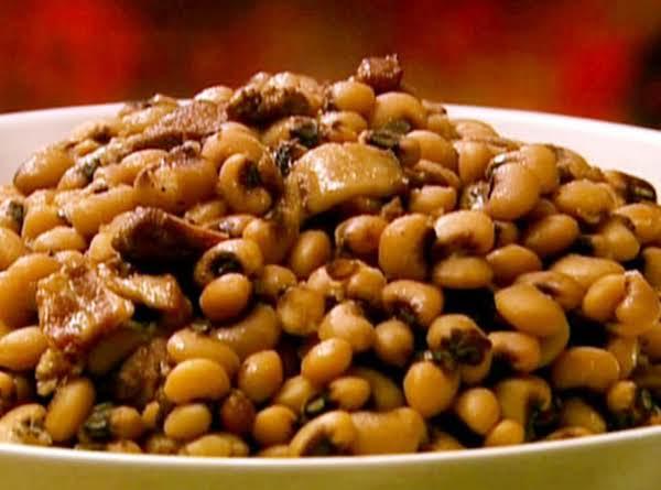 Neely's Black Eyed Peas Recipe