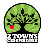 2 Towns Ciderhouse Strawberry Haze W/ Rhubarb