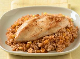 Barbecued Rice Recipe