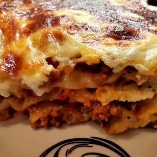 Creamy Beef Lasagna Recipes