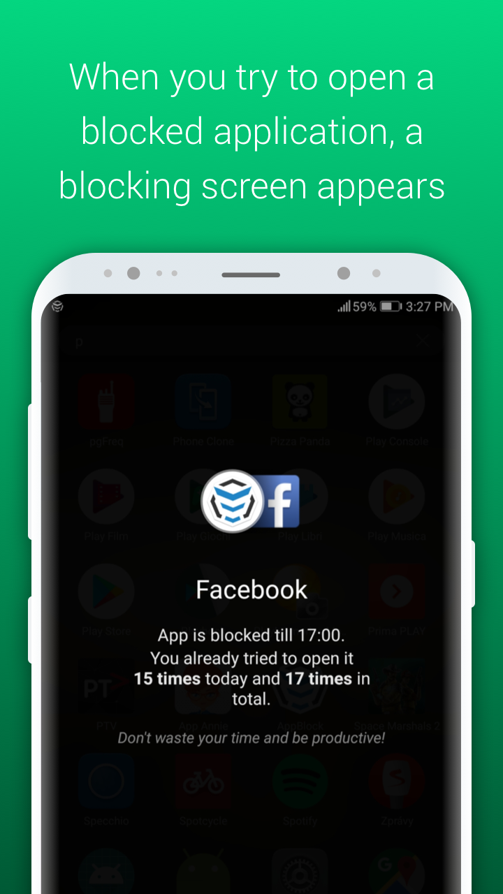 AppBlock - Stay Focused Screenshot 4