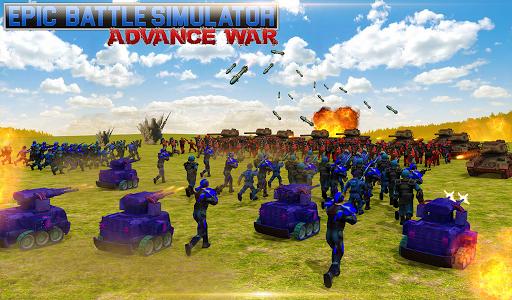 Epic Battle Simulator: Advance War 2.0 screenshots 15
