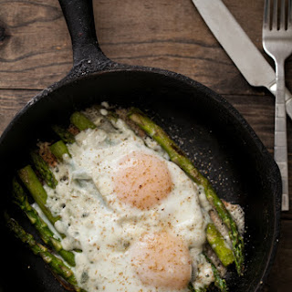 Asparagus and Eggs.